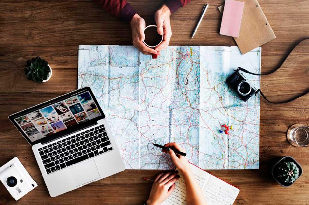 Plan caravan holidays