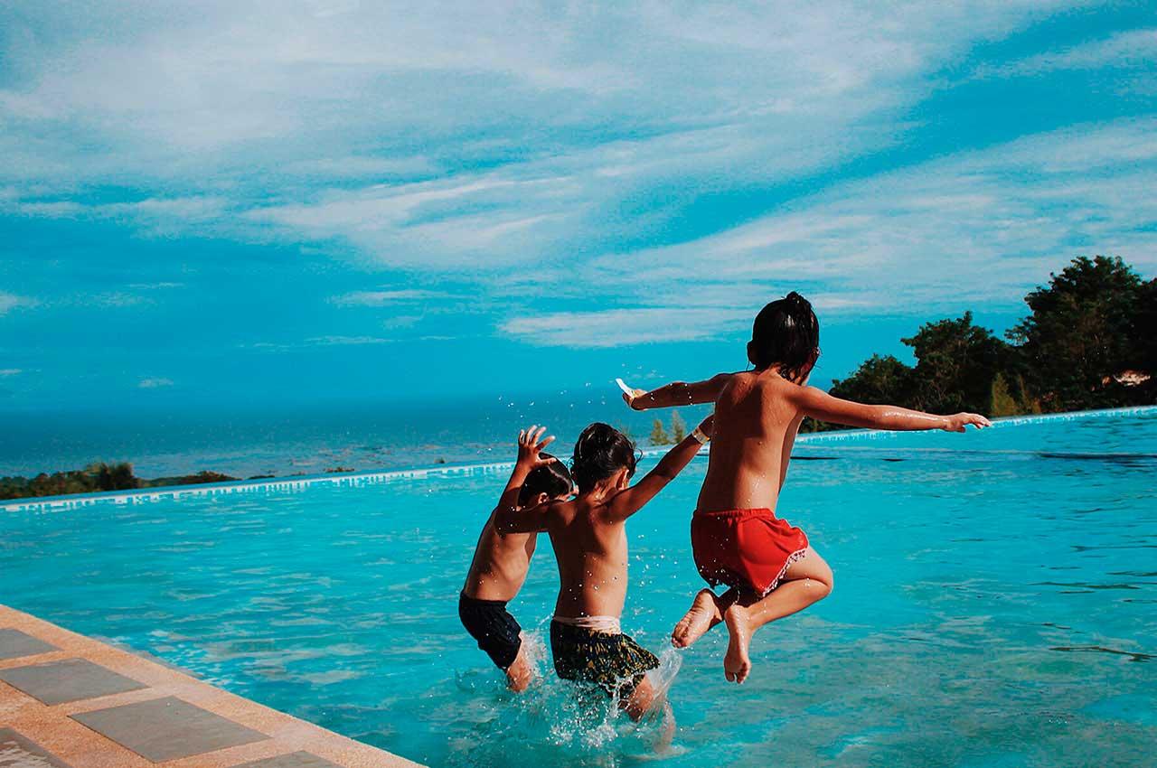 Por qu elegir un camping con playa y piscina camping villamar - Camping con piscina ...