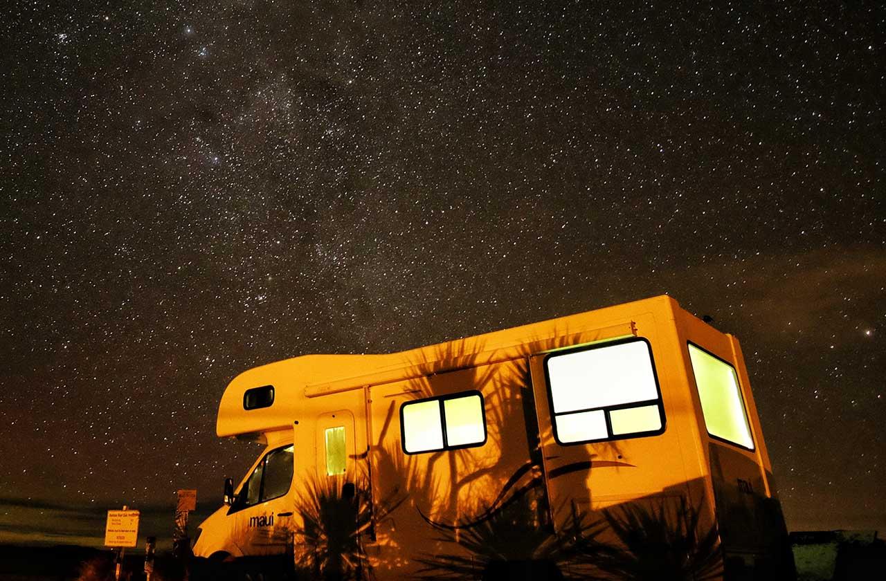 Mantenimiento eléctrico de la caravana