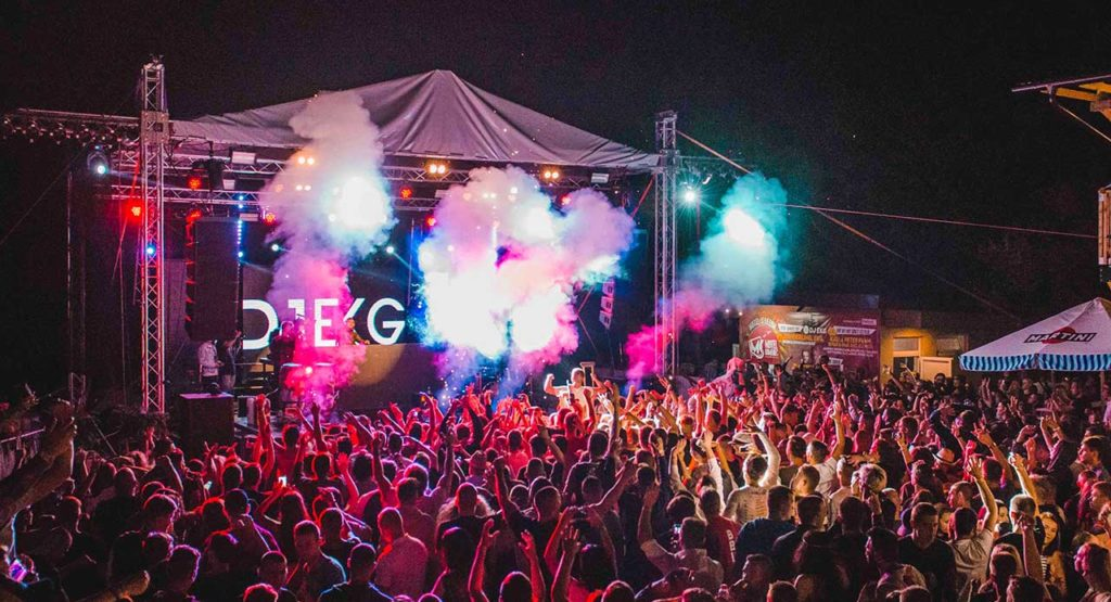 Festivales y conciertos en Benidorm para este verano