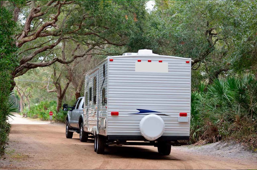 Antes de viajar en caravana