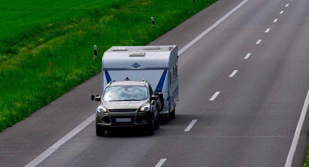 Cambiar las ruedas de caravana