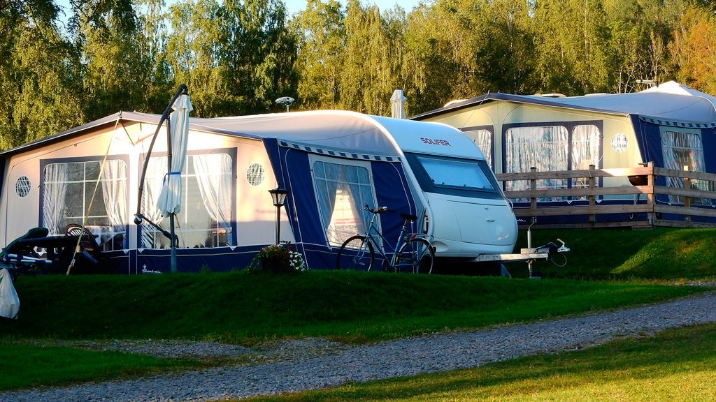 Winter awnings to extend your caravan dimensions