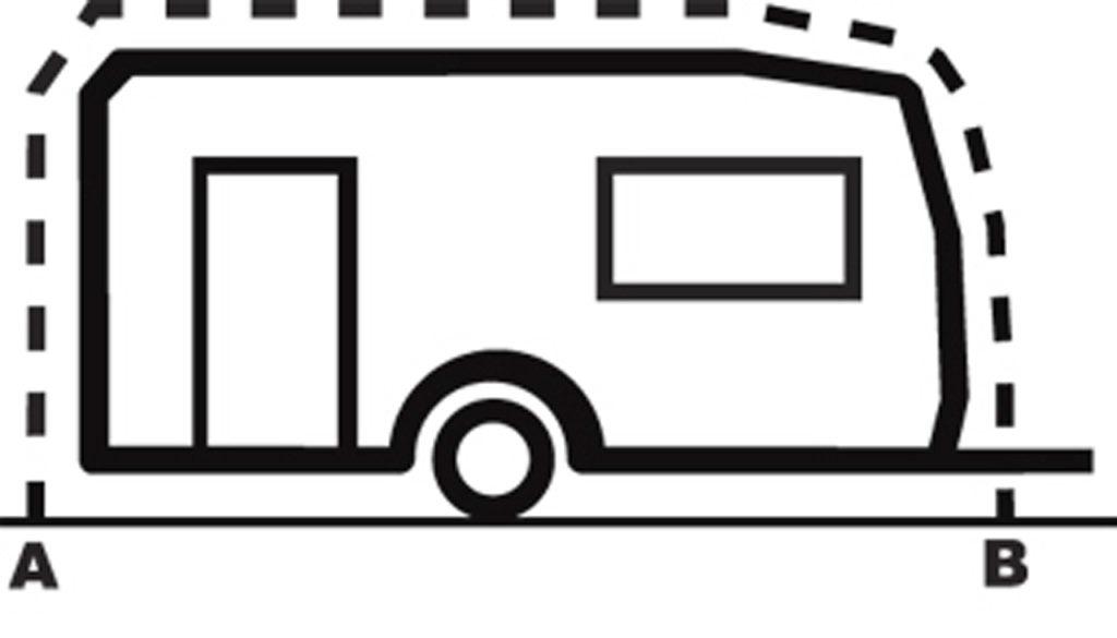 Medidas de caravana normal