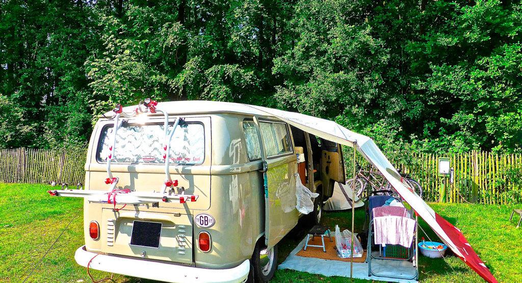 A camping car