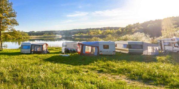 Comanche trailer tent