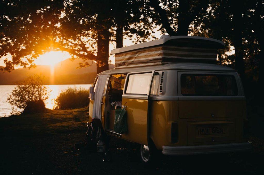 solar para camping