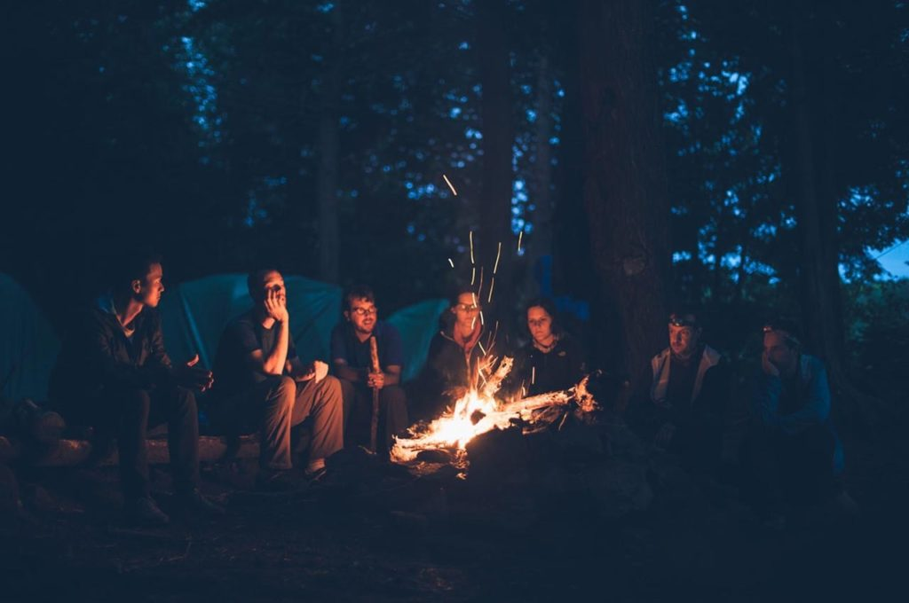 Tipos de suelo para camping