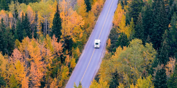 Viajar en autocaravana por primera vez
