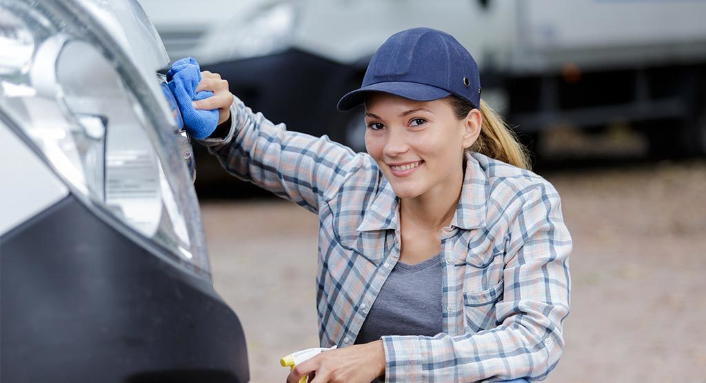 Limpiar autocaravana