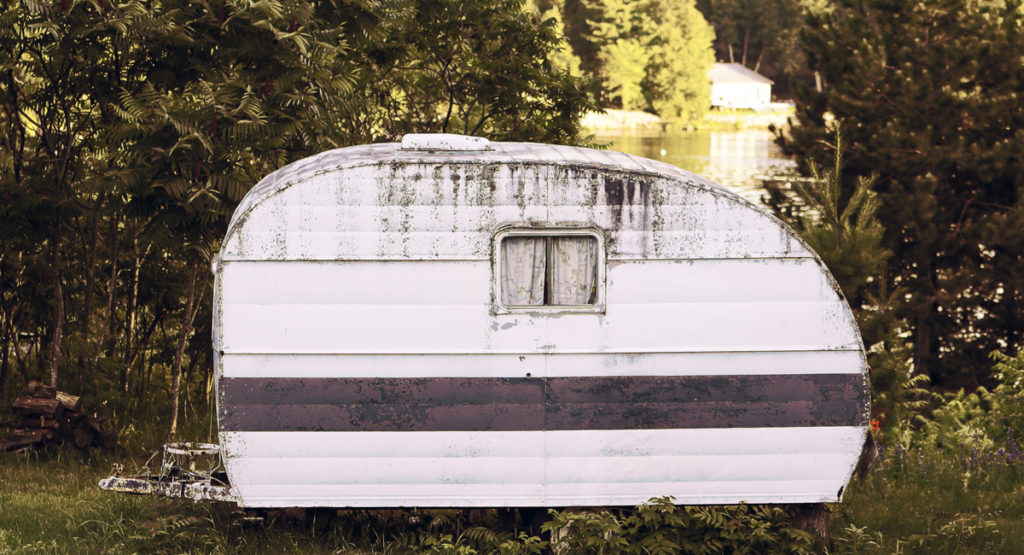 Restaurar una caravana
