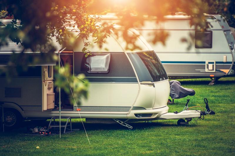 Accesorios de caravana de exterior